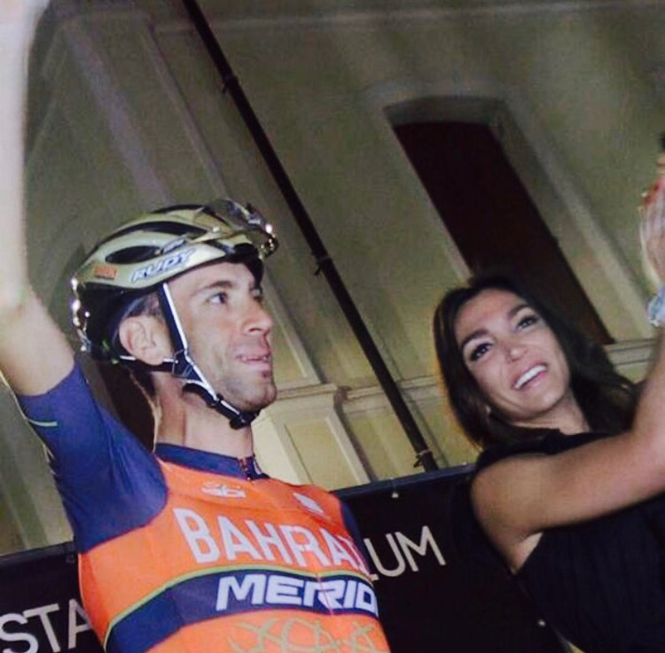 Nibali, gara ciclistica